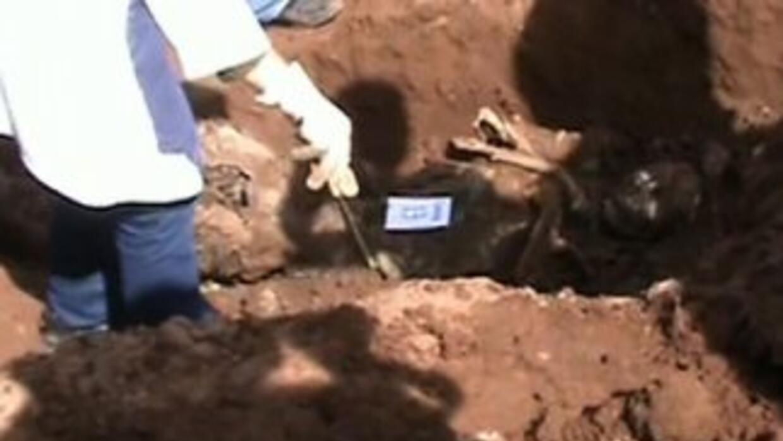 Encontraron más fosas clandestinas en México