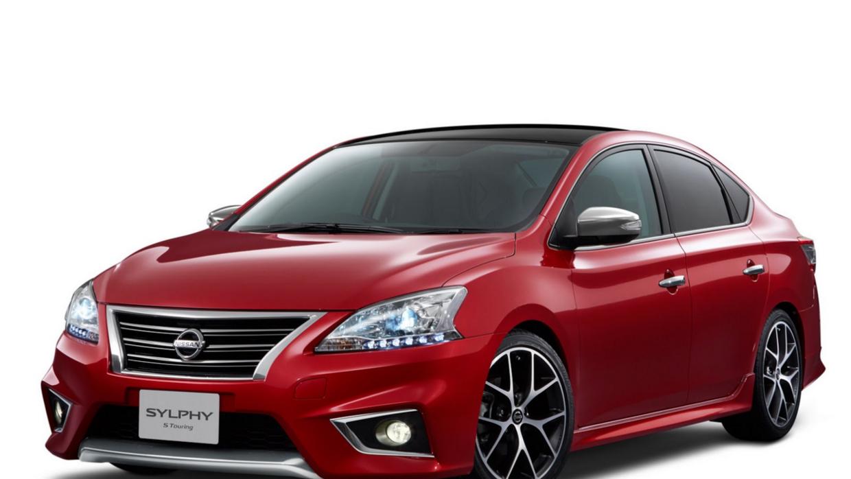 Nissan Sylphy S Touring del Auto Salón de Tokio