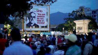Salvadoreños celebran por adelantado la canonización del arzobispo Óscar Arnulfo Romero
