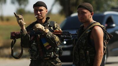 Ataques armados ponen en riesgo la tregua decretada en Ucrania
