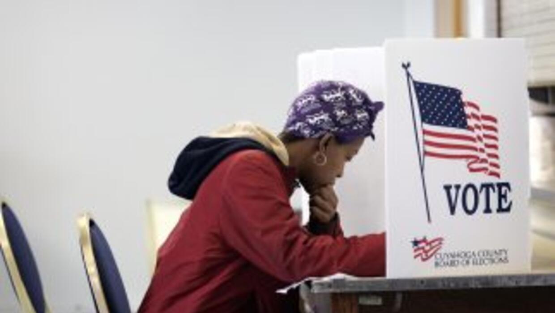 Los electores de Ohio juegan un papel clave en los comicios presidencial...