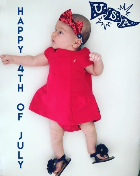 Baby Alana Satcha Pretto
