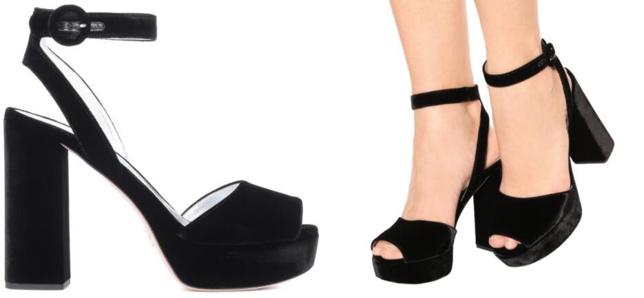 Galilea zapatos galería Prada