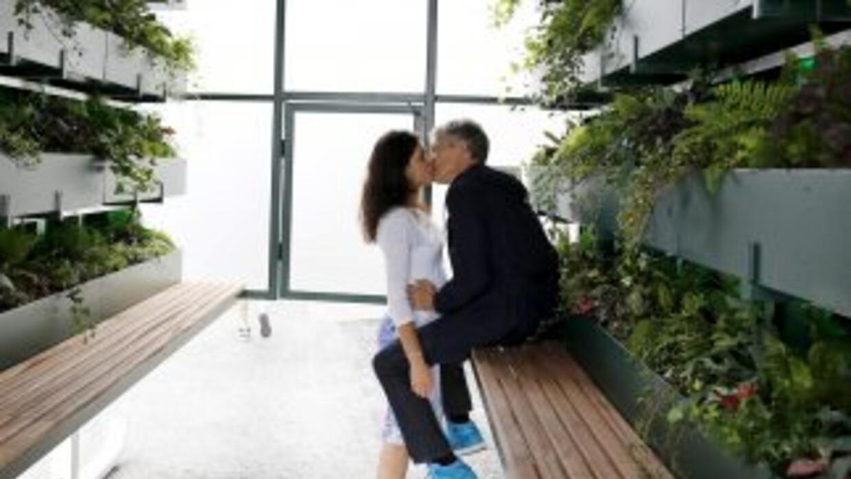 Mantener relaciones amorosas puede aumentar la potencia mental transitor...