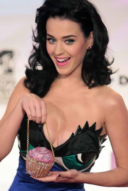 5) Katy Perry.