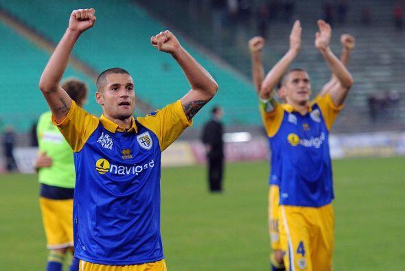 El gol de Candreva, combinado con un penalti fallado por el rival, le ba...