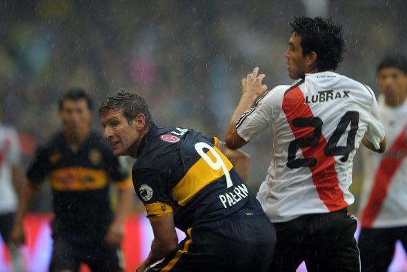 Martín Palermo es otro de los históricos que jugará el clásico sin embar...
