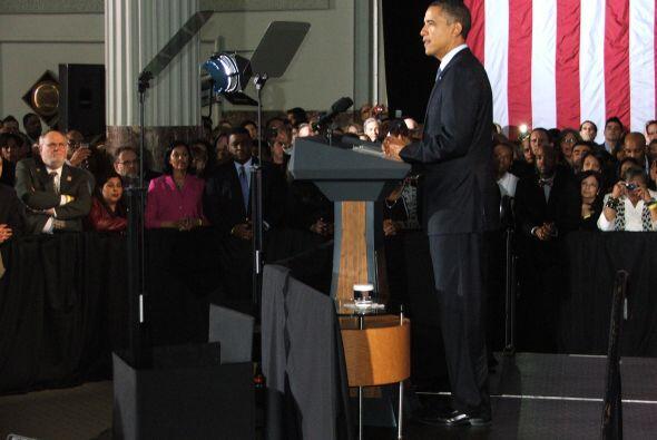 También recalcó la necesidad de que el país camine unido, para beneficio...