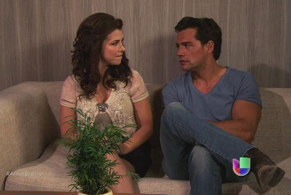 Miriam está preocupada por el vuelo, podría trastocar su salud, pero Dan...