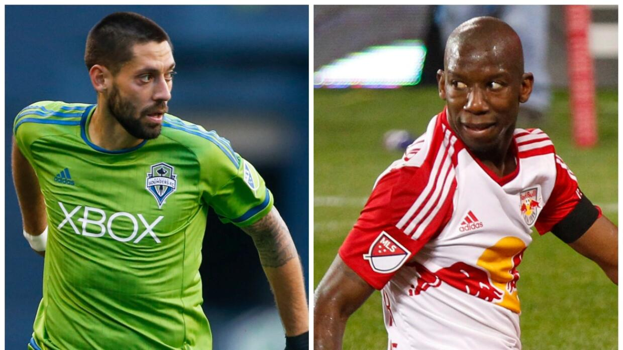 Clint Dempsey y Bradley Wright-Phillips