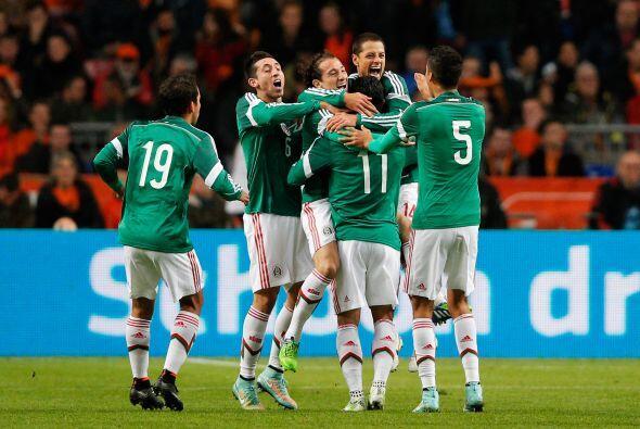 México compartirá el Grupo A de la Copa América 2015 con Chile, el anfit...
