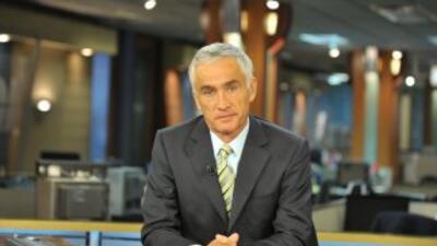Jorge Ramos conduce el Noticiero Univision desde el 3 de noviembre de 1986.