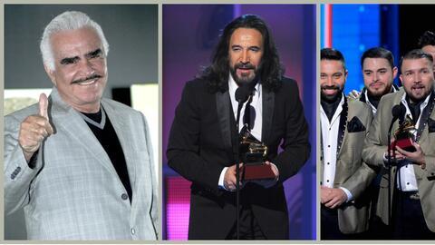 Grandes estrellas han ganado el Latin GRAMMY en el renglón Mejor Canción...