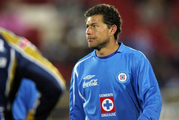 Con Cruz Azul el delantero maduró y logró mantener un ritmo goleador más...