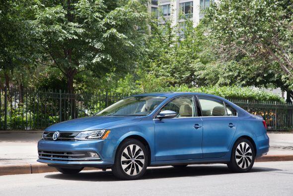 Volkswagen Jetta Hybrid 2015- El Jetta es uno de los modelos más vendido...