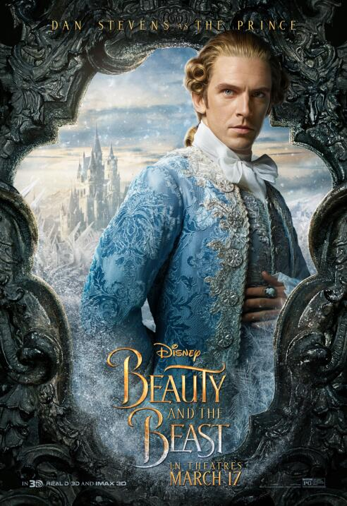 Beauty and the Beast - La bella y la bestia