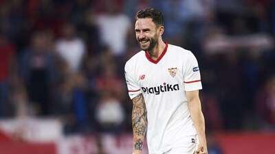En fotos: Con gol de Layún, Sevilla le ganó al Real Madrid y se acerca a la Europa League