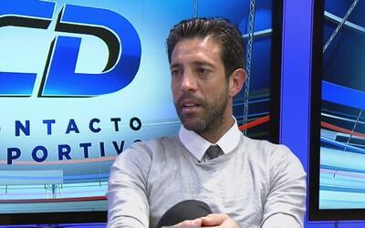 El arquero uruguayo Jorge Bava habló sobre su vinculación a Chicago Fire