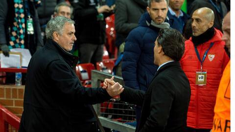 """La """"noche especial"""" en la que Montella eliminó a Mourinho en Old Traffor..."""