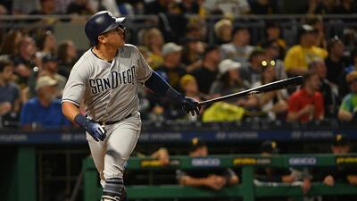 Cuadrangular y victoria de Christian Villanueva sobre los Pirates