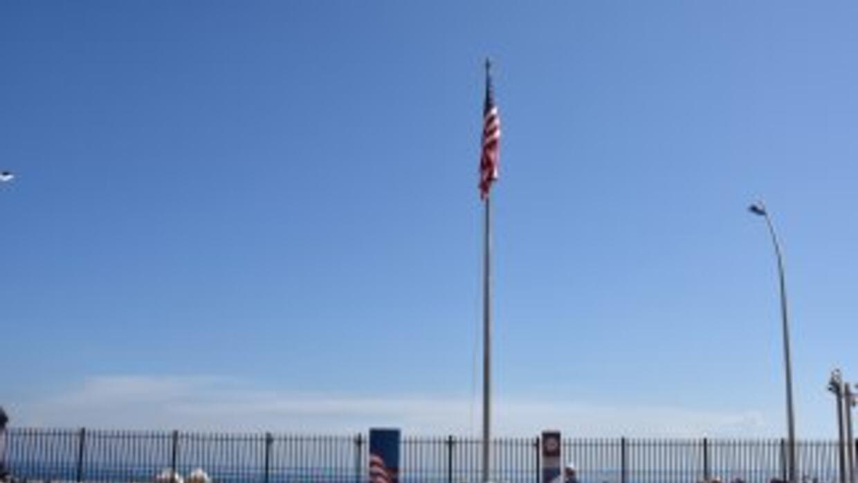 Reapertura de la Embajada de Estados Unidos en Cuba