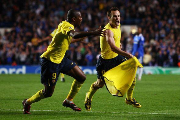 Enfrente un Chelsea reñido con la Liga de Campeones en los últimos años...