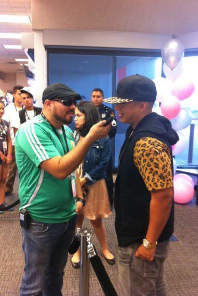 ¿Quieres saber qué le dijo Daddy Yankee al Trenzas? Escucha lo más relev...