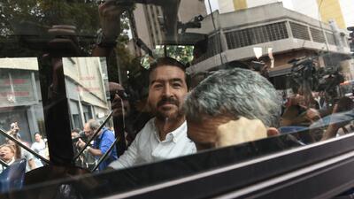 Gobierno venezolano excarcela a un grupo de presos políticos