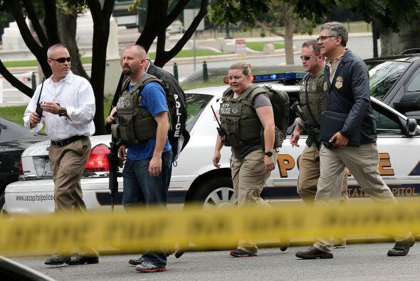 Este jueves se registró un  tiroteo, cuando una mujer intent&oacu...