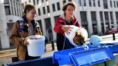 Cómo aprovechar los restos de comida para que se conviertan en algo útil