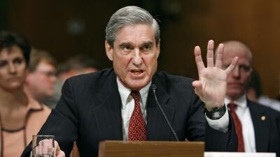 Robert Mueller, fiscal especial para investigar la interferencia rusa en...