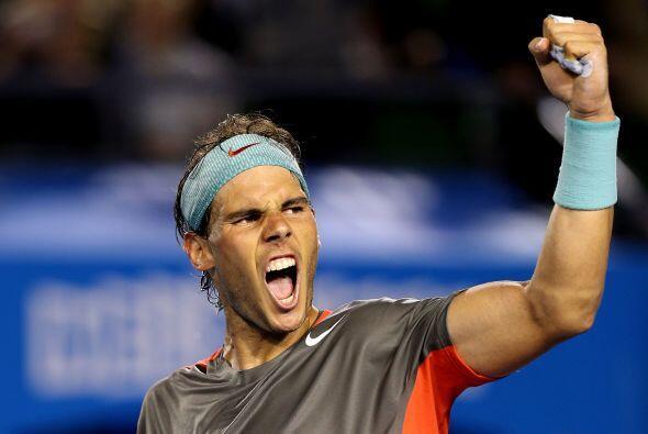 9.- Rafael Nadal es el deportista español mejor pagado del mundo con 44,...