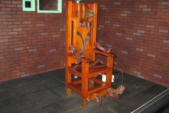 ALABAMA ha ejecutado a 56 reos y 197 aguardan su ejecución. Desde enero...