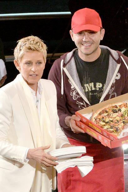El dueño de la pizzerías Big Mama's and Papa's pizza localizadas en Suns...