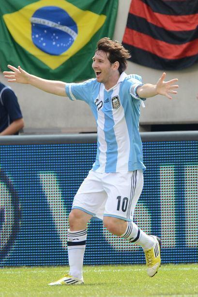 En lo individual a Messi le sirve ser pieza importante en partidos como...