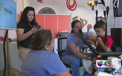 CRIT,  parque de rehabilitación para niños