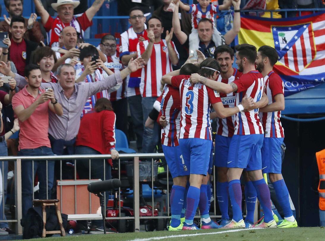 Atlético de Madrid sueña con el tercer puesto al vencer a Sevilla 636255...
