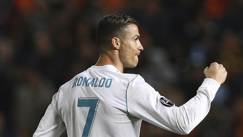 Imparable: Cristiano Ronaldo logra una nueva marca en la Champions Leagu...