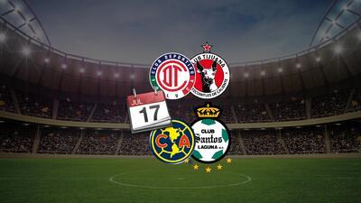 Ya se conocen las fechas y horarios de las semifinales del Clausura'18 en la Liga MX