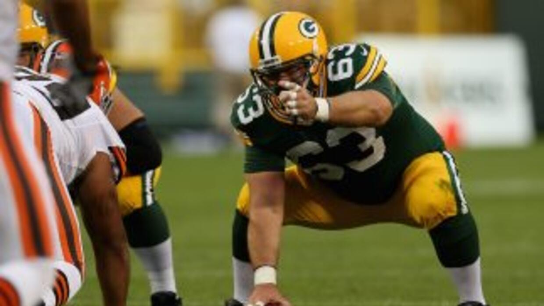 El entrenador en jefe de los Green Bay Packers, Mike McCarthy, ha mandad...