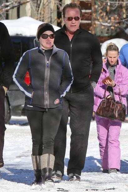 ¡Ya era hora que llevara Arnold a su Heather a convivir con la familia!,...