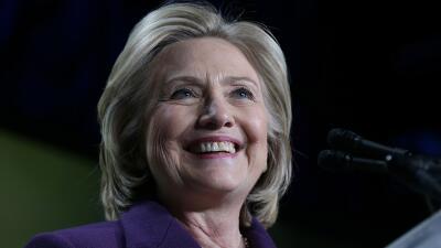 Hillary LEAD