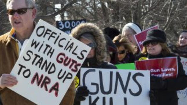 El tema de las armas en EEUU causa polémica.