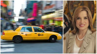 Carmen Yulin tuvo inceidente en taxi de Nueva York