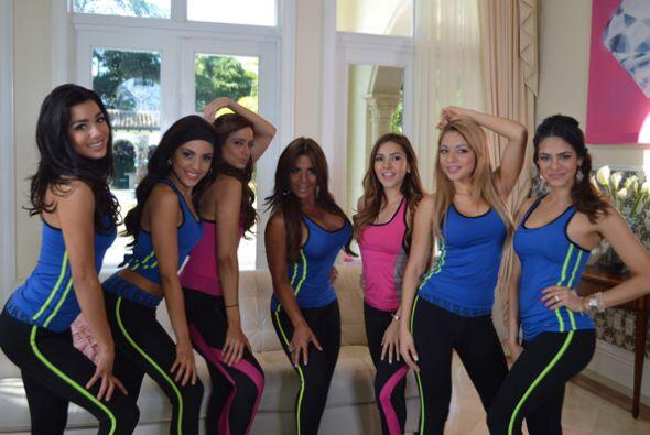 La modelo, actriz y empresaria puertorriqueña estuvo de paso en l...