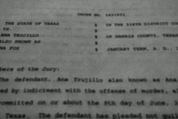 En la escena del crimen, autoridades encontraron una carta de tarot con...