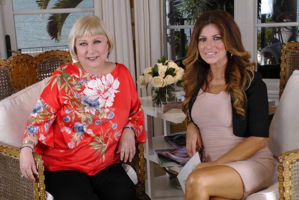 Este lunes podrás disfrutar de la entrevista completa que Paola Gutiérre...