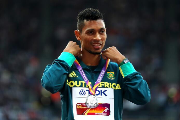 Wayde van Niekerk (Sudáfrica) / 400 metros y 200 metros
