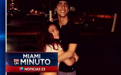 'Miami en un Minuto': una joven se encuentra en coma inducido luego de r...
