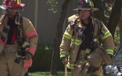 Evacúan viviendas durante un fuerte operativo tras encontrar materiales...